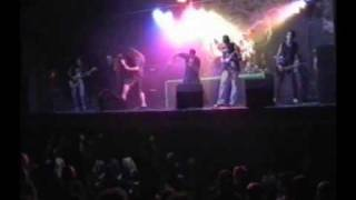 Dark Winter (Iron Maiden Tribute) - Fear Of The Dark Live at LedSlay