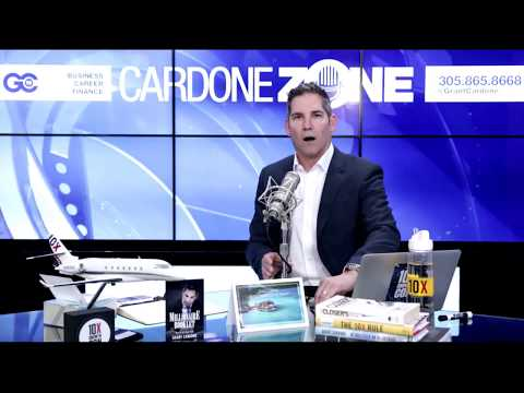 The Next Recession by Grant Cardone