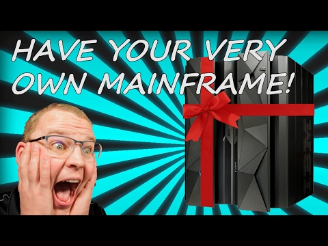 So, you want your own mainframe? // Hercules z/Architecture Emulator Tutorial