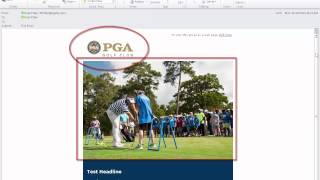 Using Your Own Images on the PGA Marketing Resource Center