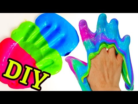 Thumbnail: How To Make SLIME Without Borax DIY Only 3 Ingredients