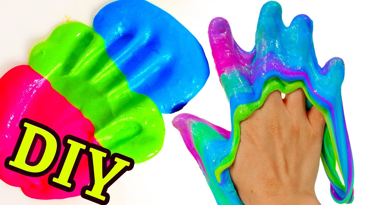 How to make slime without borax diy only 3 ingredients youtube how to make slime without borax diy only 3 ingredients ccuart Choice Image