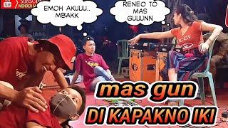 #vlog _ sephin misa riques lagu ke mas gun 🤣 ngakak abis