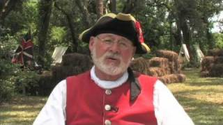 1740's Spanish Costume Interview