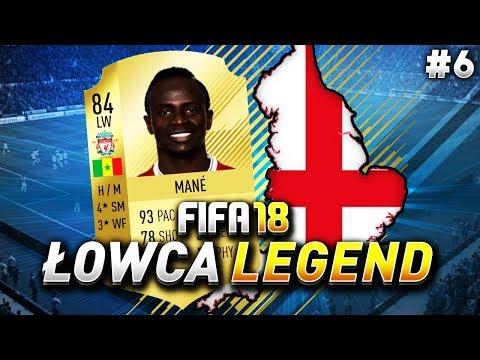 FIFA 18 - Niechciane gwiazdy z Premier League - Łowca legend #6