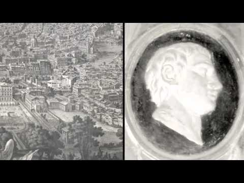Giuseppe Vasi's Rome - Academy of the Arcadians part 1 of 8