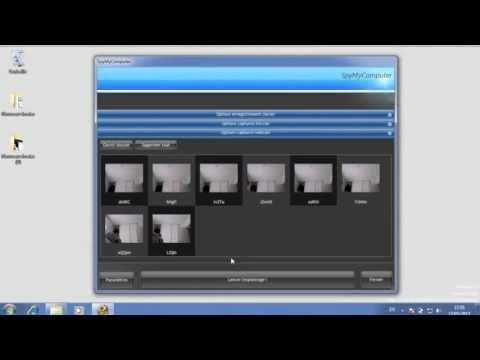 logiciel espion pc webcam