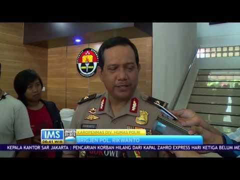 Bambang Tri Mulyono, Penulis Buku Jokowi Undercover Diamankan Petugas