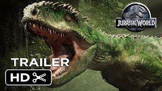 JURASSIC WORLD 3 2021!?!! streaming