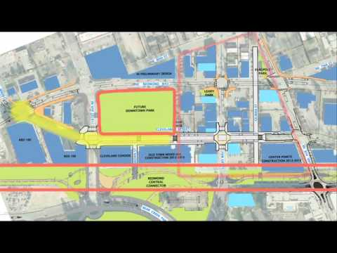 Cleveland Street Streetscape Project -Downtown Redmond
