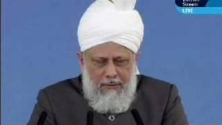 Ahmadiyya Khalifa about Internet and Tabligh 5/6