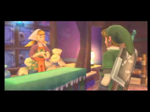 [84]The Legend Of Zelda: Skyward Sword Playthrough - Link ...