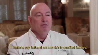 Chef Bruno Serato, Caterina's Club, Anaheim White House Fire