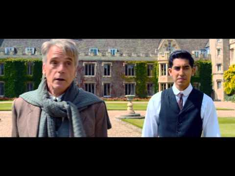 """The Man Who Knew Infinity Movie Clip """"Ramanujan Disputes Hardy's Belief"""""""