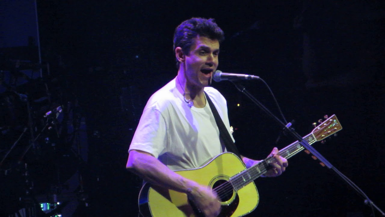"""Download John Mayer """"In Your Atmosphere"""" Live at Wells Fargo Center"""
