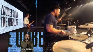 Drum Cover Raise a Hallelujah - Bethel Music.mp3