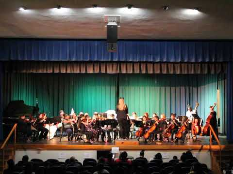 6th Grade Orchestra  Rolling Along