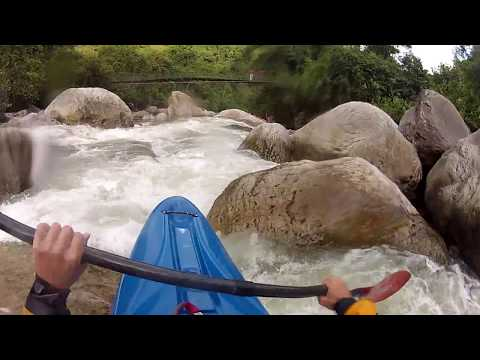 Kayaking Colombia 2012