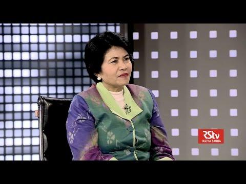 Dewi Fortuna Anwar  in Indian Standard Time