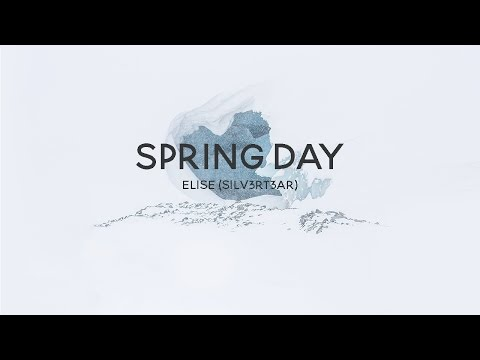 (Acoustic English Cover) BTS - Spring Day (봄날) | Elise (Silv