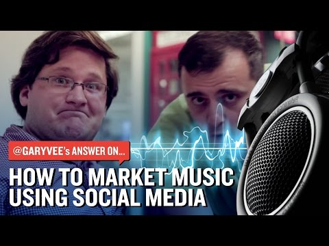 How to Market Music Using Social Media