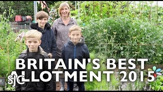 Britain's Best Allotment Winner 2015
