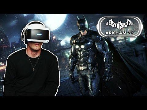 BATMAN ARKHAM VR! - [LuzuGames]