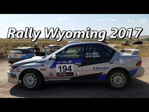 Rally Wyoming 2017 - 25% will not finish this stage! - Stage 10