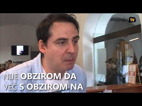 Zoran Kesić: Nepismenost se leči batinama | Mondo TV