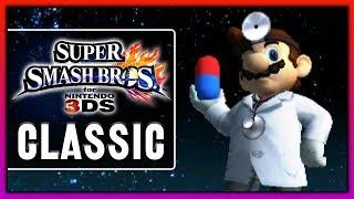 Super Smash Bros. for Nintendo 3DS - Classic   Dr. Mario