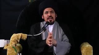 الإمام المهدي عجل الله فرجه هو الأية المنتظرة - السيد منير الخباز