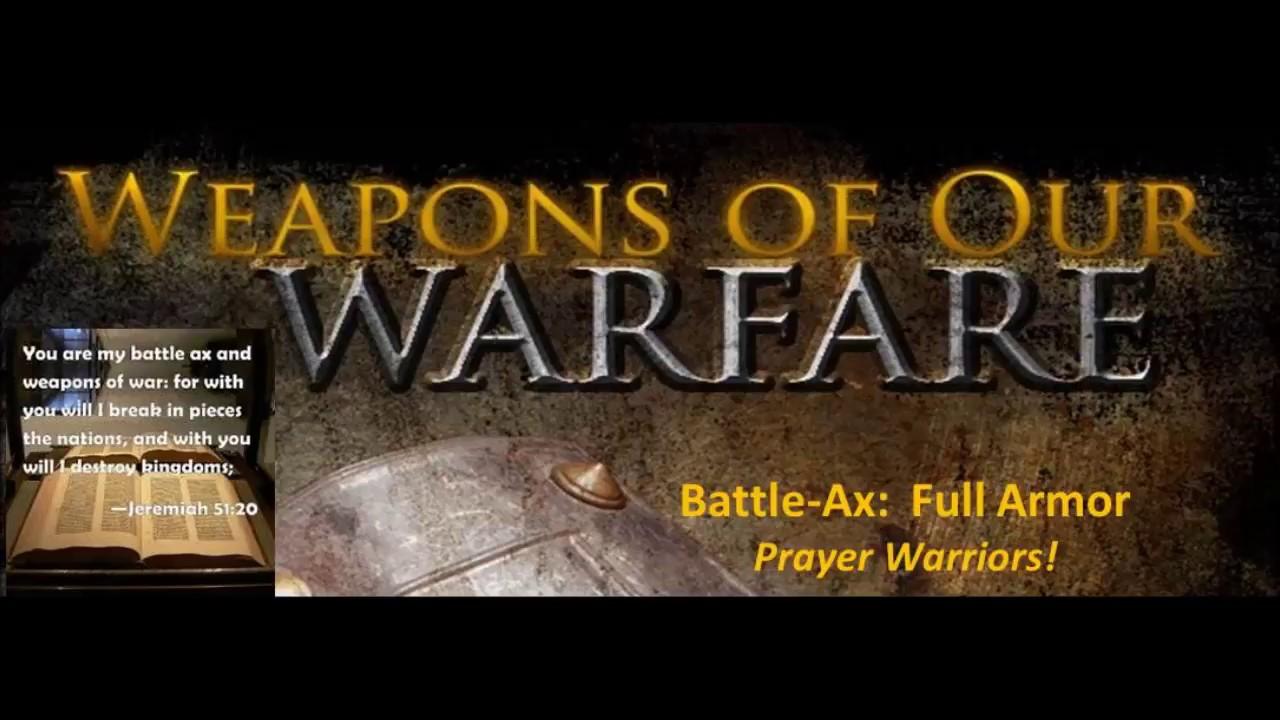 Spiritual Warfare: Updated – Power Prayer I (Demon List