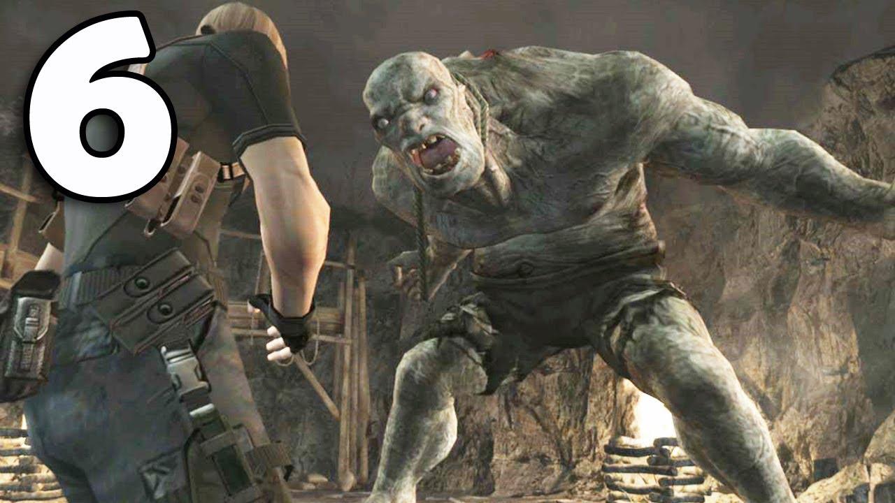 Resident Evil 4: Ultimate HD Edition [6] - EL GIGANTE