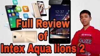 Full review of quot Intex Aqua lions 2 quot Best smartphone under 5 000