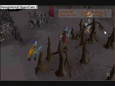 Runescape clan wars with abe 101 and is clan by SK