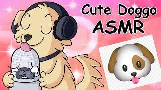 Cute Doggo Licking Your Ear ASMR