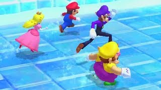 Mario Party Series - Racing Minigames