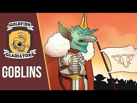 Goldfish Gladiators: Arena Budget Goblins (Standard, Magic Arena)