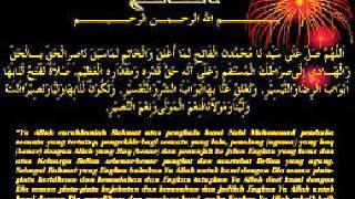 Sholawat Fatih Penuntun Kesurga