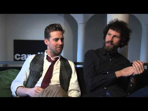 Kaiser Chiefs interview - Ricky and Simon (part 1)