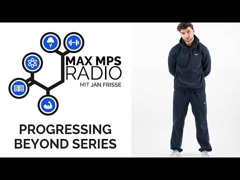 MAX MPS RADIO #39: Progressing Beyond EP. 07 - Intuitives Training, Schlaf, Gewichtszunahme
