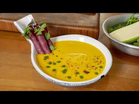 Такой тыквенный суп вы еще не пробовали. При чем здесь Том Ям?