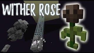 [Hızlı ve kolay] AFK Kalmamak Rose Çiftlik   1.14+ Minecraft