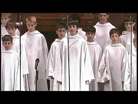 Libera - How Shall I Sing That Majesty (Live!)