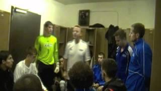 Motivational Soccer Team Talk