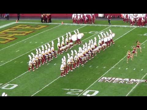 Iowa State University Marching Band - Sept. 14, 2019 Pregame Show