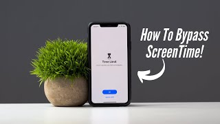 How To Bypass ScreenTime Restrictions On iOS 12