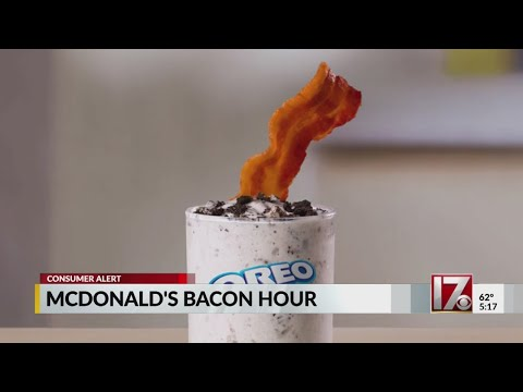 Kramer - McDonalds Introduces Bacon Hour!
