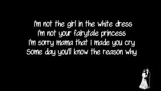 Halestorm - White Dress Lyrics
