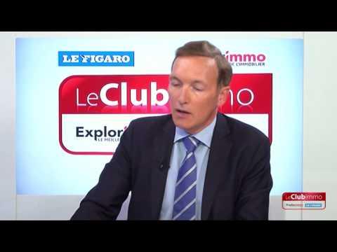 Club Immo Thibault de Saint Vincent, président de Barnes